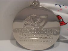 Tampa Bay Buccaneers Treasure Chests Finish at The 50 Run 10K Winners 2nd Medal