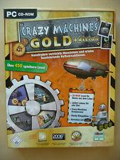 Crazy Machines Gold Edition, PC Spiele, Games, Technik, Reaktionen, Labor