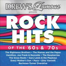 DREW'S FAMOUS - ROCK HITS OF THE '60S AND '70S NEW CD