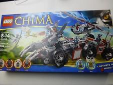 Brand New Factory Sealed Lego Chima Worriz' Combat Lair 664 Pcs (70009)