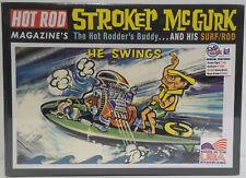 - raro que OHS: Hot Rod Stroker McGurk Surf Caña Modelo Kit hecho mi Redondo 2