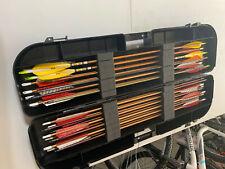 21 Easton Legacy Arrows 2219 + 6 misc. 2219 spine arrows