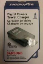 Digipower Digital Camera Travel Charger For Samsung Digital Cameras TC-55SG