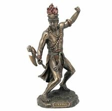 Chango - God Of Fire, Thunder, Lightning & War African Shango *FATHER'S DAY GIFT