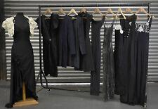 JOB LOT X10 SHADES OF BLACK DRESSES EBVWS004