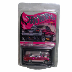 Red Line Club Exclusive Spectraflame Pink '66 Chevy Super Nova Brand New IN HAND
