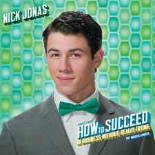 Nick Jonas - Songs from How to Succeed in Business Without [New CD] Extended Pla