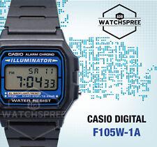 Casio Digital Watch F105W-1A