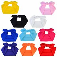 Women Headbands Headwraps Hair Bands Bows Accessories Turban ( Pack of 4 )
