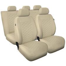 MD - Universal Fundas de asientos compatible con VOLVO S80 1 2 I II (polipiel)