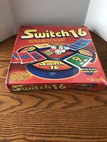 Pressman Switch16 Board Game Brand new and Factory Sealed