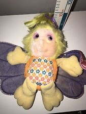 "Vintage 1986 Hasbro Wing Dings ~ WISP ~ 12"" Plush Toy Teddy Soft"