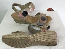 Sandale RIEKER 39 Chaussure Femme NEUF Escarpin Ballerine Bottine Basket Mule