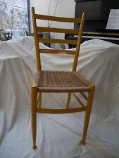 Mid Century Modern Italian Chiavari  style chair