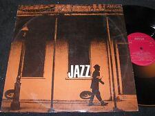 JAZZ Jazz-Gedichte mit Jens Gerlach feat. SCHÖNFELD /DDR Mono LP'68 AMIGA 850149