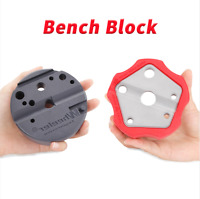 Real Avid+Wheeler Universal Bench Block Non-Marring Gunsmith Tools Accessory Kit