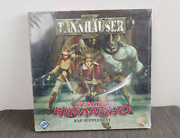 Tannhauser Operation: Hinansho Map Supplement Expansion - FFG TH18 - New OS