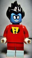 Freakazoid Dexter Douglas Custom Lego Mini Figure Super Hero Action minifig Toy