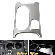 For GLA CLA W176 A B-Class AM Inner Center Console Water Cup Holder Cover Trim