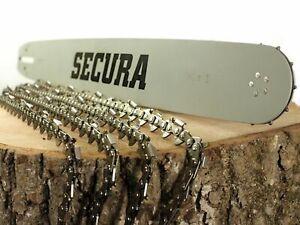 4 HM Ketten 325 1,3mm  64TG p.f 38cm SWS Schwert Set m Husqvarna 242XP