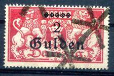 DANZIG 1923 190I gest gute ABART BEFUND BPP 300€(Z7223
