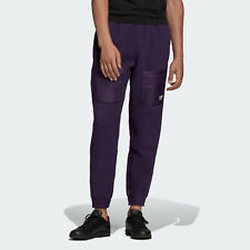 adidas Originals R.Y.V. Track Pants Men's Small in Legend Purple 30-32