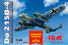 ICM 48241 - 1/48 DO 215B-4 German Reconnaissance Plane, WWII, scale model