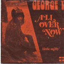 George T-All Over Now vinyl single