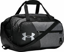 Under Armour Undeniable 4.0 Small Holdall - Grey
