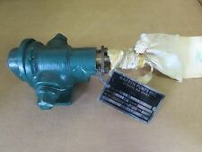 Warren Pump Size And Type 1A Rotex Pump New Surplus