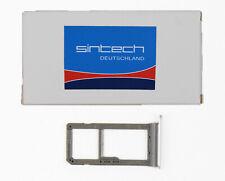 SIM + SD Card Holder for Samsung Galaxy S7 Edge Gold Card Holder