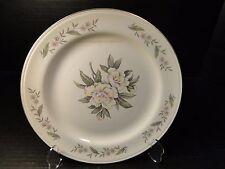 """Homer Laughlin Eggshell American Vogue Gardenia Dinner Plate 9 7/8"""""""