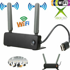 New WiFi USB Adapter Dual Wireless N Network Net Internet For Microsoft XBOX 360