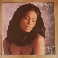 Whitney Houston - I Will Always Love You Vinyl Single 12inch Arista