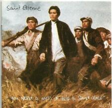 Saint Etienne - You Need A Mess Of Help To Stand Alone (CD 1993)