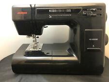 Janome HD3000BE HD 3000 BE Mechanical Sewing Machine
