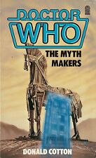 DOCTOR WHO<>THE MYTH MAKERS by DONALD COTTON<>1st DOCTOR ~