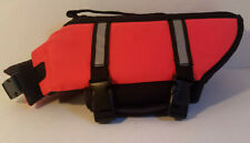 DOG Life Preserver Swimming Vest in Small - Excellent Condition - Pre-Owned