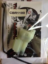 Honda CBR1100XX blackbird O2 sensor eliminator.