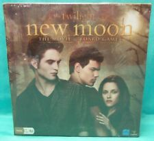 2009 The Twilight Saga New Moon The Movie Board Game Sealed Unopened 2-8 Players