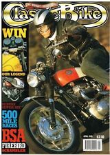 April Classic Bike Transportation Monthly Magazines