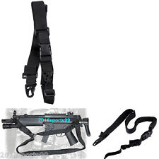 Hunting Three Point Sling Adjustable Tactical Strap fit for Rifle Airsoft Gun #6