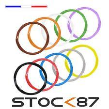 F015# 10 à 100m Liy fil câblage très souple Ø0,6mm 0,055mm² plusieurs couleurs