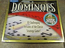 CHAMPIONSHIP DOMINOES ~ VIDEO GAME ~  by Cosmi ~ CDRS1531