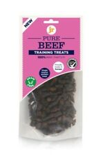 Jr Pure Training Treats 100% Natural Treats For Dogs Beef 3 x 85g Gluten Free