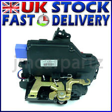 REAR LEFT Door Lock Mechanism compatible VW GOLF 5 MK5 JETTA TOURAN CADDY MK3