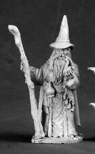 Andallin Wizard Reaper Miniatures Dark Heaven Legends Mage Spell Caster Magic