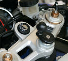 """RAM Motorcycle Fork Stem Base/Mount w/1"""" Ball, RAM-B-342U"""