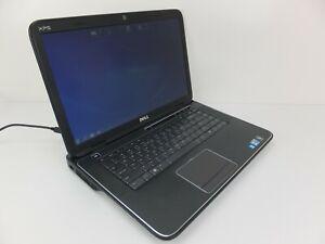 """DELL XPS L501X Windows 7 1.73GHz Intel Core i7 8GB RAM 580GB HD Laptop 15"""""""