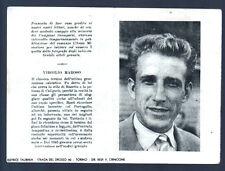Clipping-Ritaglio 1949 da fumetto ED. TAURINIA  - VIRGILIO MAROSO (TORINO)